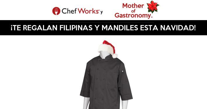 ¡ChefWorks y Mother of Gastronomy tienen regalos para ti esta Navidad!