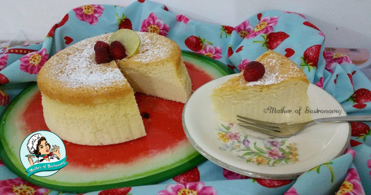 Especial: Japanese Cotton Cheesecake ¡Exquisito y esponjoso!