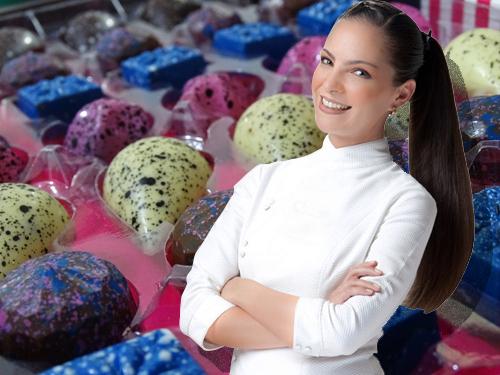 Probamos la nueva línea de Chocolates rellenos de la Chef Paulina Abascal ¡Y nos encantaron!