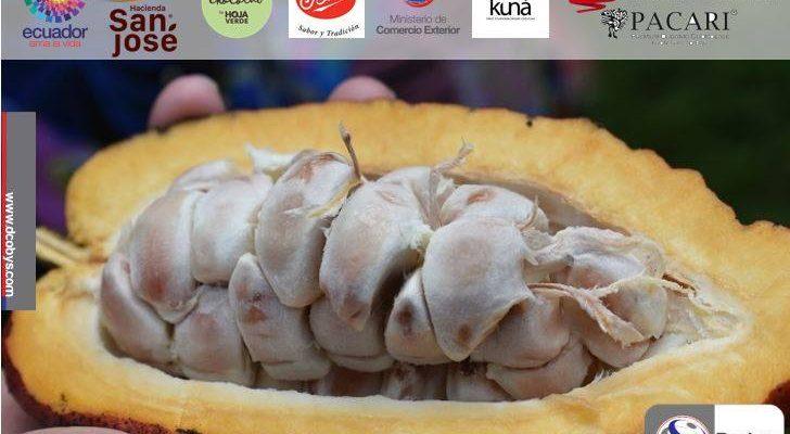 Lo mejor del Ecuador: La oportunidad de probar lo mejor del Chocolate Ecuatoriano en México