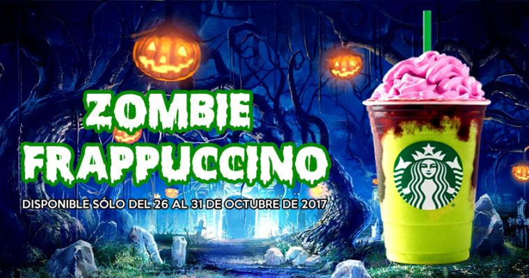 Zombie Frappuccino: El sabor del más allá llega a Starbucks.