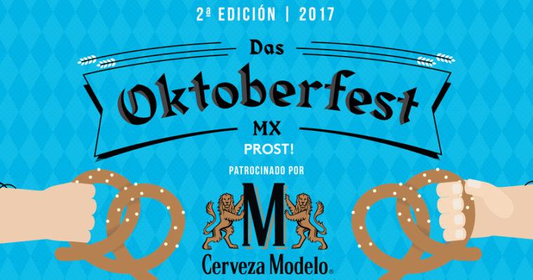 Cerveza Modelo presenta el Oktoberfest en la Ciudad de México