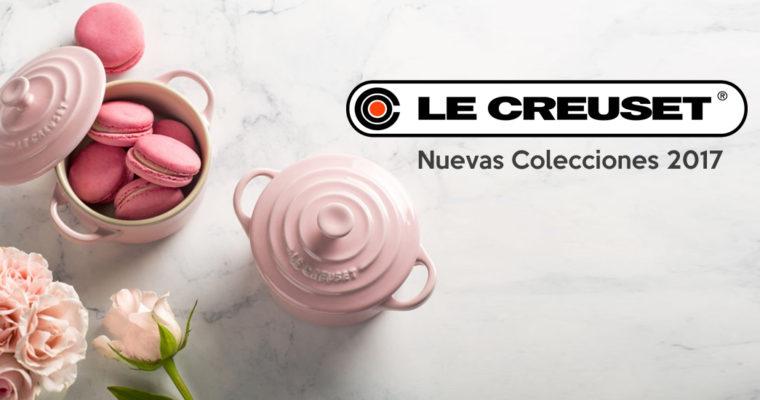 Exclusiva: Conoce las nuevas colecciones 2018 de Le Creuset