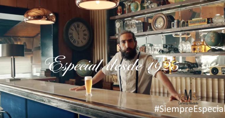 #SiempreEspecial: La nueva campaña de Cerveza Modelo