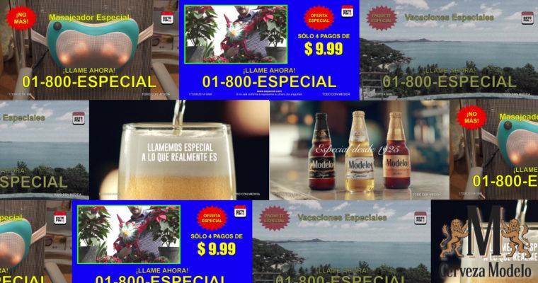 """Cerveza Modelo trollea al """"Buen Fin"""" con su campaña #SiempreEspecial"""