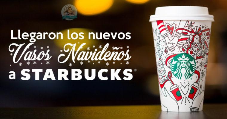 "Starbucks te invita a ""dar lo bueno"" con su nuevo vaso navideño."