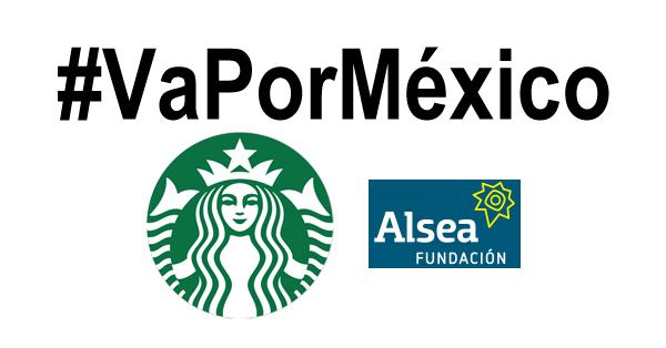 Starbucks va por México y suma esfuerzos tras los sismos con donaciones de más de 10.6 mdp