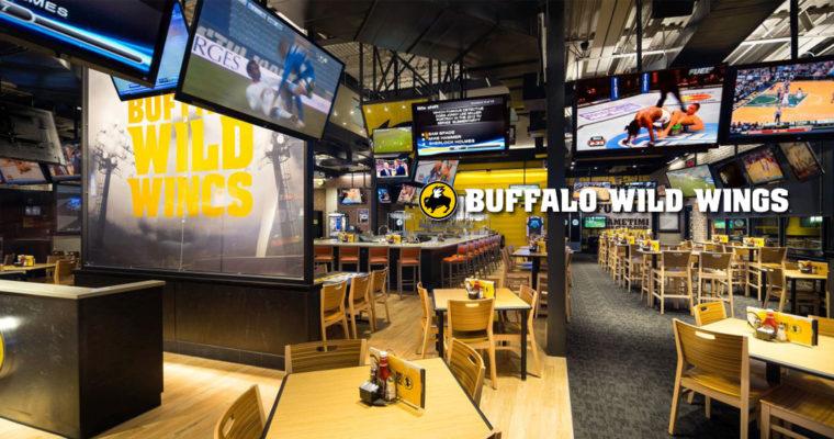 Buffalo Wild Wings abre su nueva sucursal ¡Y está increíble!
