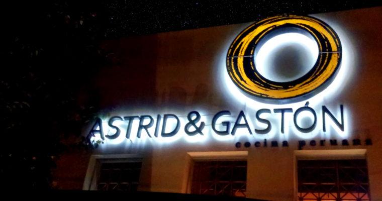 Astrid y Gastón México se reinventa y cambia de ubicación