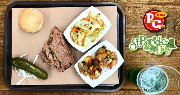 St. Patrick's day, el día más divertido del año, llega a Pinche Gringo BBQ.