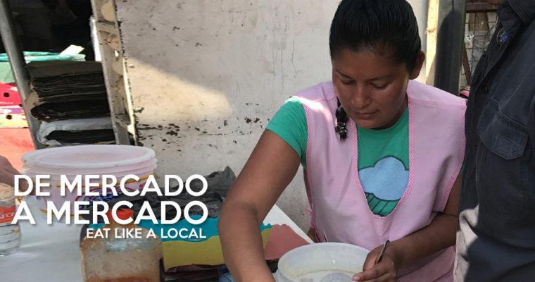 """De Mercado a Mercado"" y ""Filetes Sofi"" llegan a Mercado Roma,"