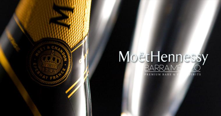Moët Hennessy dejó sentir su presencia en Barra México 2018