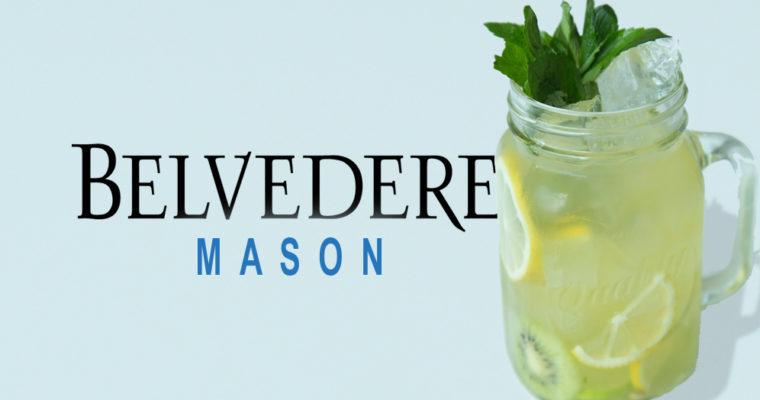Cocteles para disfrutar el Verano con Belvedere Vodka