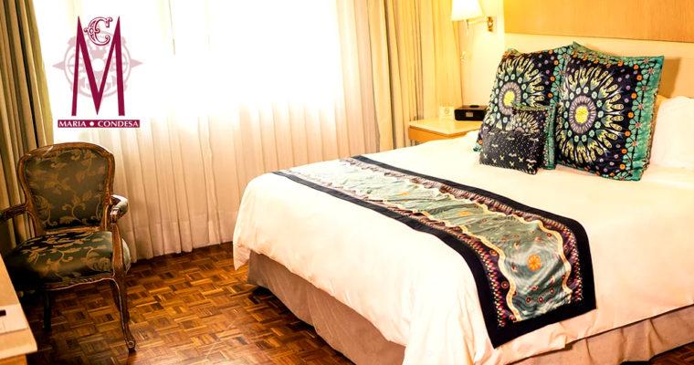 Hotel María Condesa, un delicioso escape dentro de la CDMX
