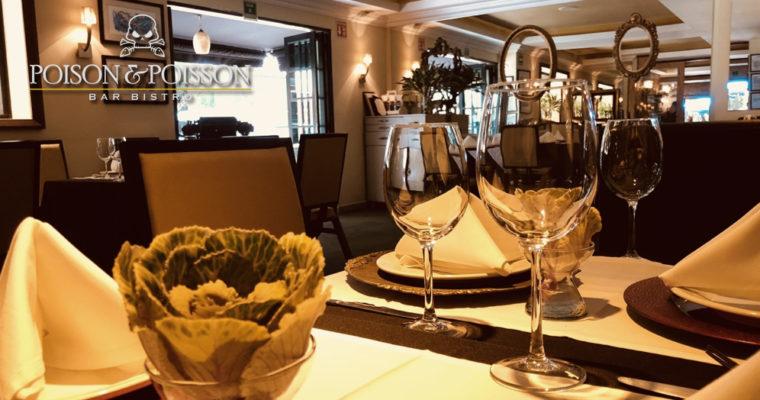 El nuevo menú de Poisson & Poison: Un imprescindible de la Condesa.