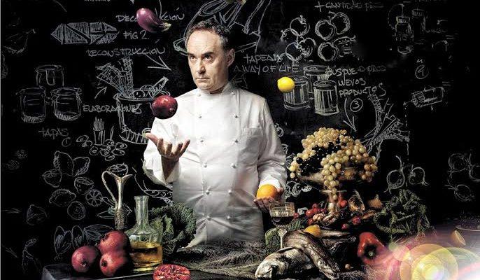 Ferran Adrià anuncia apertura de restaurante pop up en CDMX para inicios de Marzo ¡Y la cena será gratis!