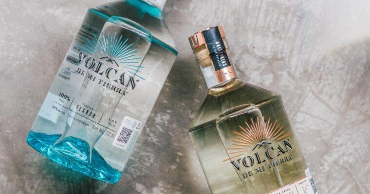 Celebramos el día del Tequila con Tequila Volcán de mi Tierra.